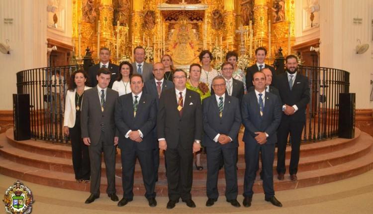 Hermandad Matriz – Toma de posesión de la nueva Junta de Gobierno