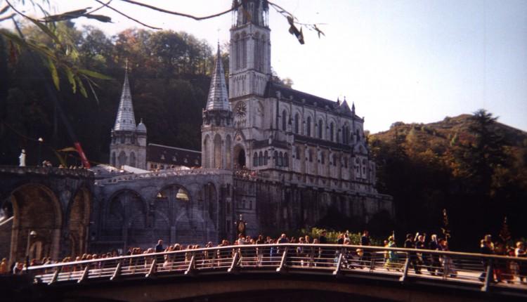 Camino Europeo del Rocío – Etapa de Lourdes, año 2001