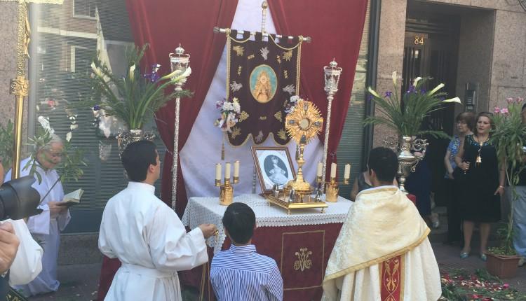 Hermandad de San Sebastian de los Reyes – Participa en el Corpus 2015