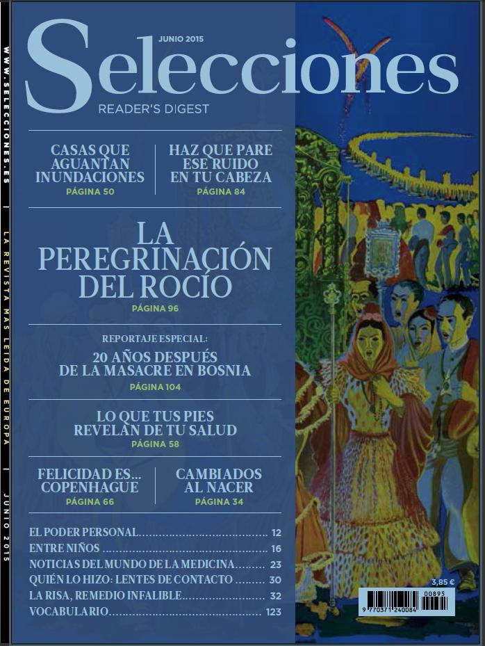 selecciones junio 2015