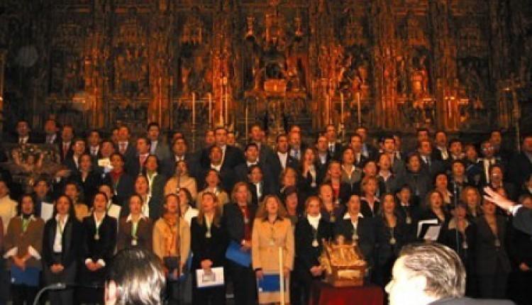 Misa de Acción de Gracias de las Hermandades del Rocío de la ciudad de Sevilla