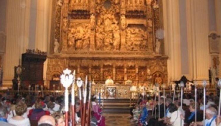 13 Aniversario de la 5 Etapa del Camino Europeo del Rocío, Zaragoza