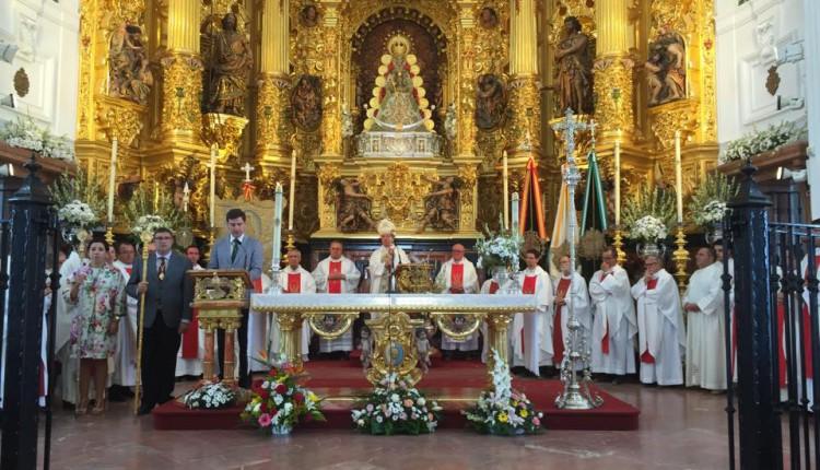 Solemnes Cultos del Rocío Chico 2015