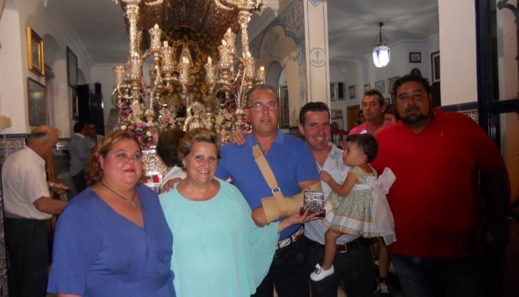 Hermandad de Isla Cristina – JOSÉ ANTONIO MONCLOVA RODRÍGUEZ CANTA LA SALVE