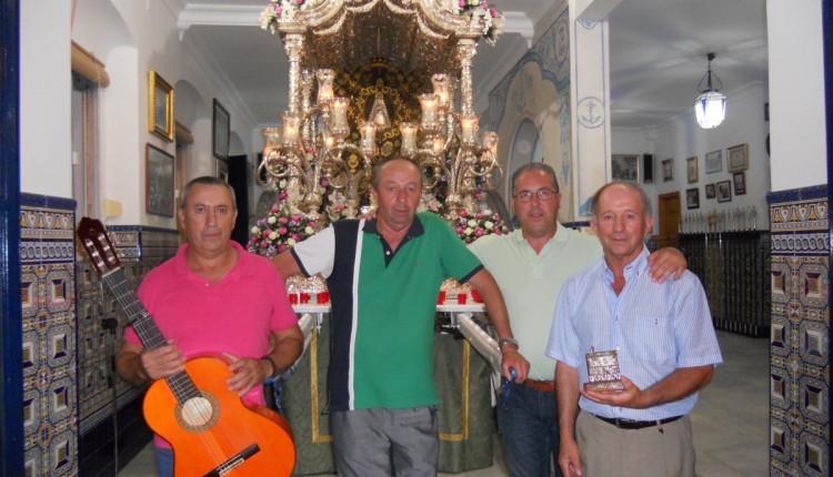 Hermandad de Isla Cristina – Canto de la Salve por Aires del Sur