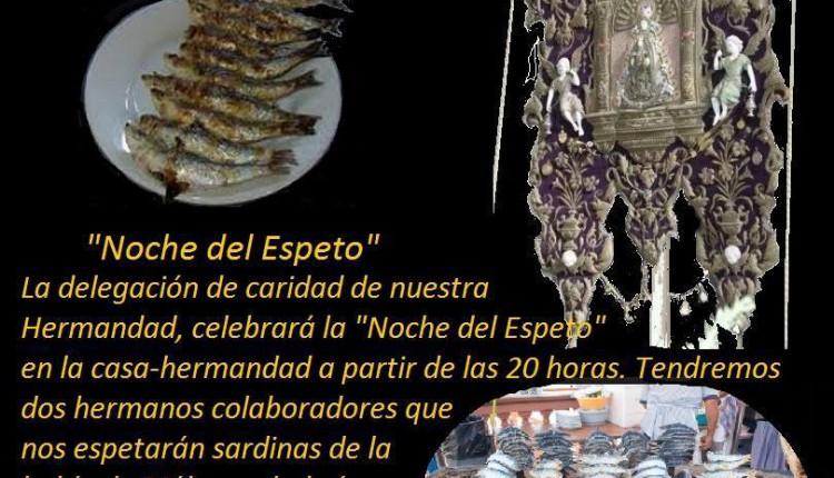 Hermandad de Málaga – Noche del Espeto