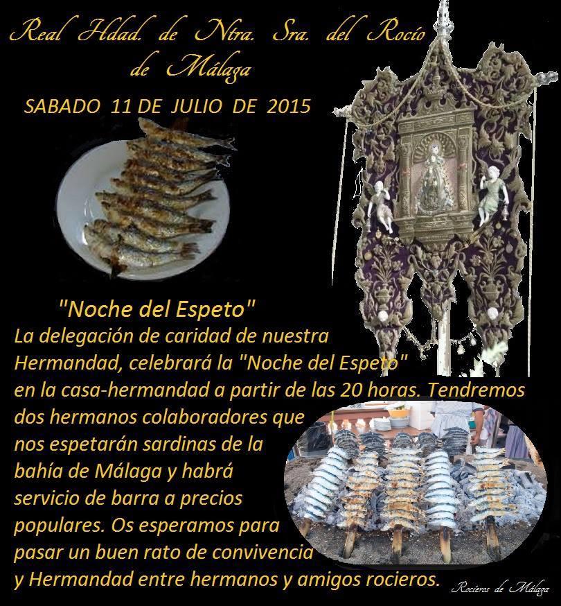 Malaga espeto 2015