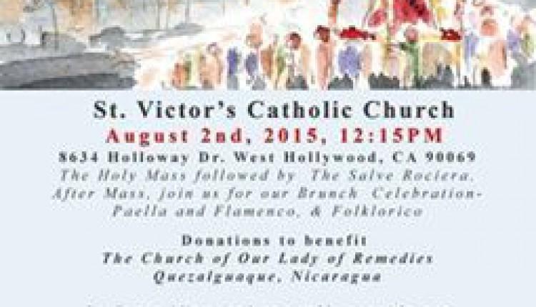 Hermandad de LAs Américas – Celebración del La Virgen del Rocío 2015