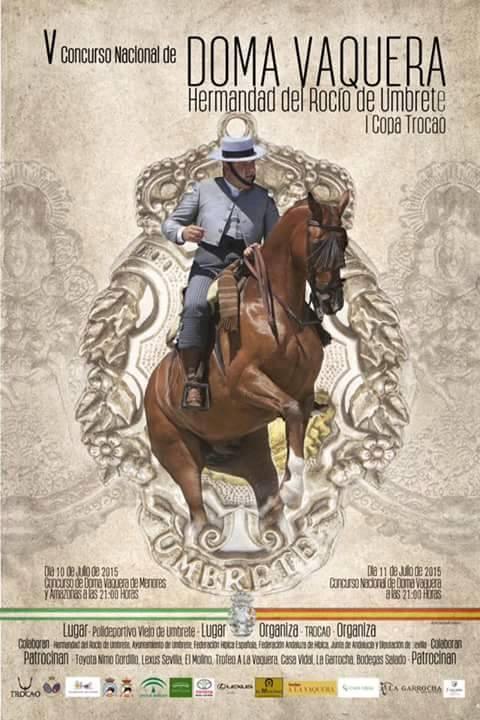 Umbrete doma vaquera 2015