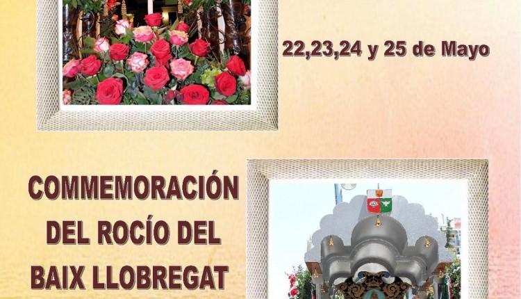 Hermandad de Cornellá – Conmemoración Romería Rocío el Baix Llobregat