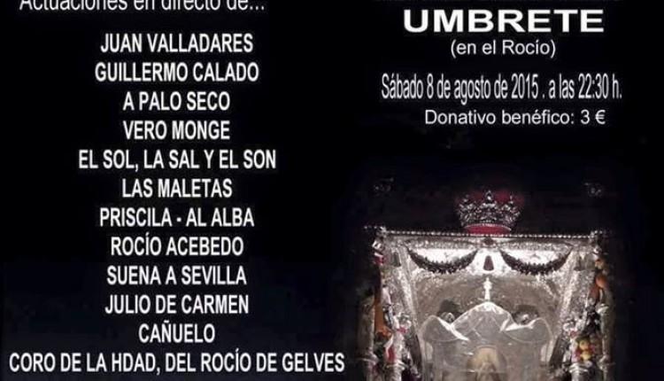 Hermandad de Coria – IX Noche Rociera 2015