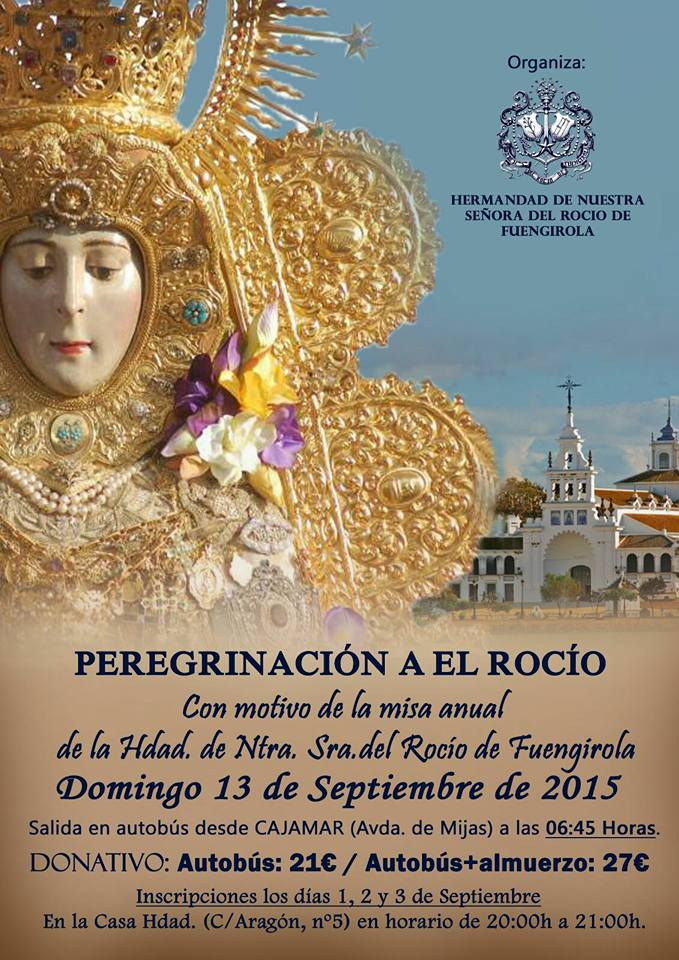 Fuengirola peregrinacion 2015