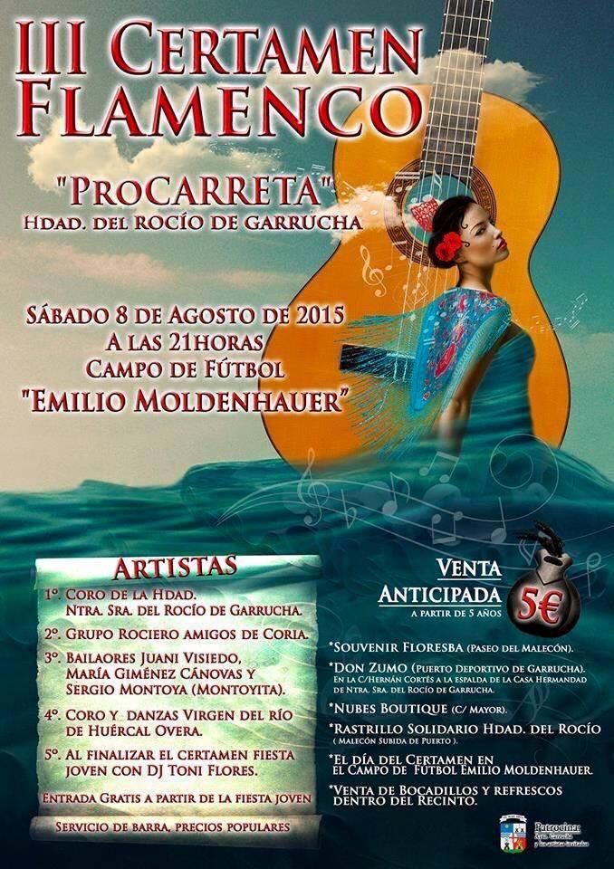 Garrucha-procarreta 2015