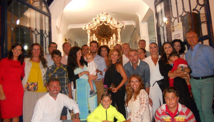 Hermandad de Isla Cristina – El coro Tintineo canta la Salve
