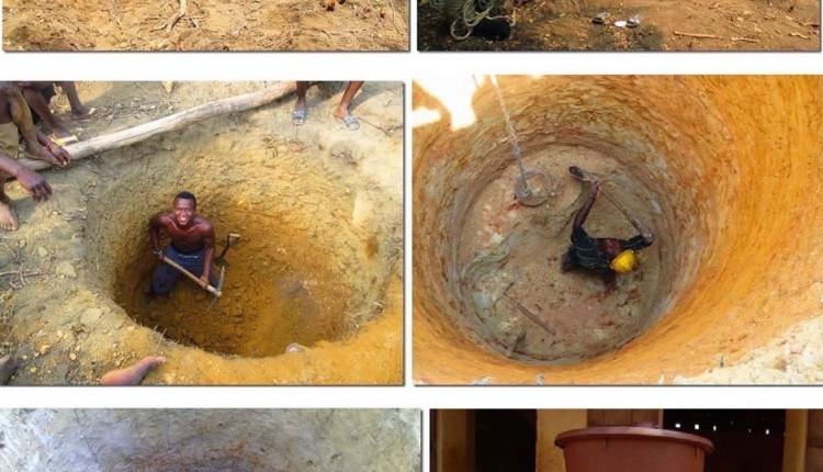 OFRENDA DEL FORO 2015 – Agua de Rocío para Sierra Leona