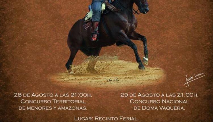 Hermandad de Valencina – IV Concurso Nacional de Doma Vaquera
