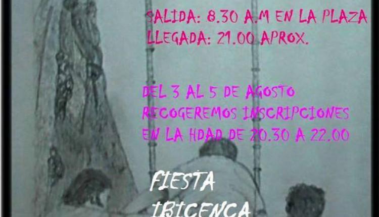 Hermandad de Villalba del Alcor – XI Convivencia de Jóvenes Rocieros 2015
