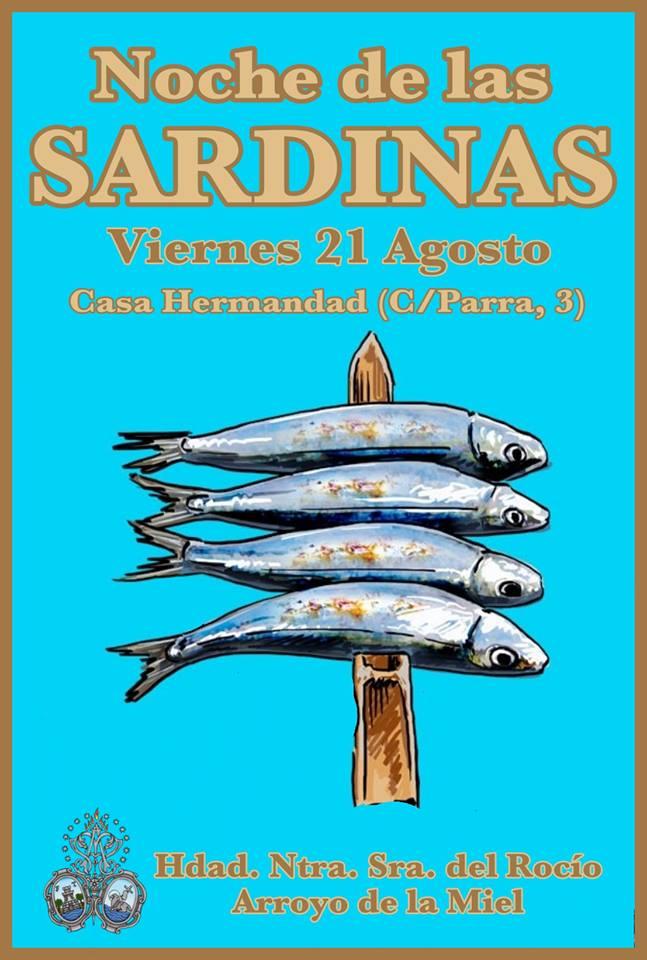 arroyo de la Miel sardinas 2015