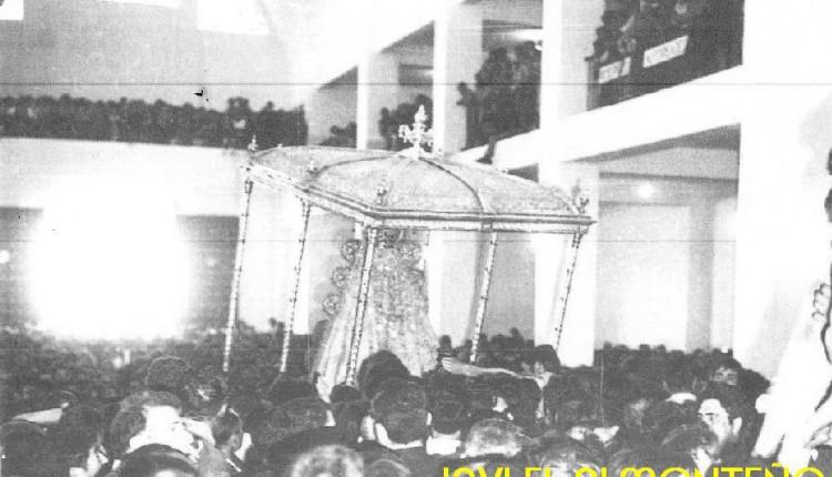 Regreso de Ntra. Sra. La Virgen del Rocío al Santuario en 1969