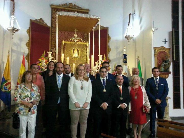 Algeciras toma posesión 2015