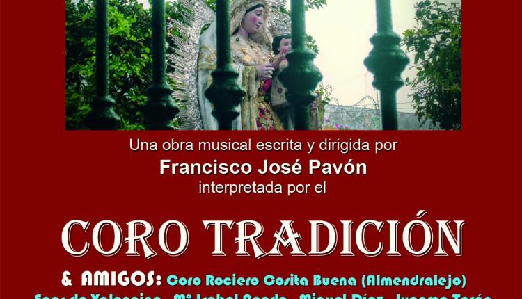 Estreno de la obra musical «CINCUENTA COPLAS EN EL ALMA», de Francisco José Pavón