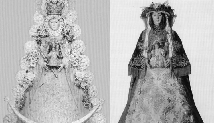 Ntra. Sra. La Virgen del Rocío de Reina y de Pastora por Javi El Almonteño