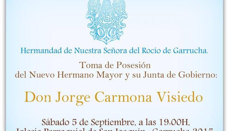 Hermandad de Garrucha – Toma de Posesión nueva Junta de Gobierno