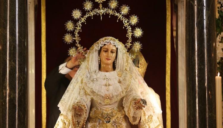 Pregón, Procesión y Fotos de la Coronación canónica de M. Stma. del Rocío en Málaga