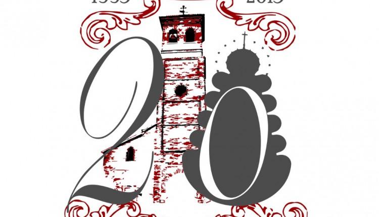 Hermandad de San Sebastián de los Reyes – Logo 20 aniversario