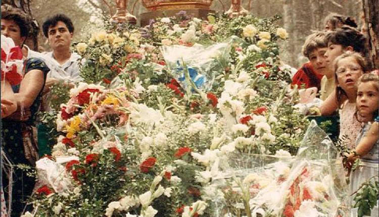 El Rocío en Valladolid – Romería de 1990