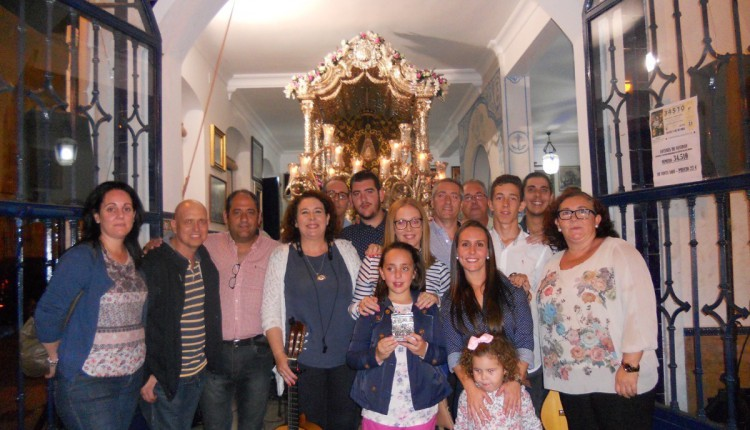 Hermandad de Isla Cristina – «La Familia» canta la Salve