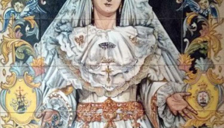 Real, Ilustre y Venerable Hdad. Sacramental de Ntro. P. J. Nazareno de los Pasos en el Monte Calvario y Mª. Stma. del Rocío, Málaga – El pueblo se hace ofrenda para la Virgen del Rocío