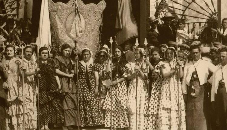 Romería del Rocío de 1930