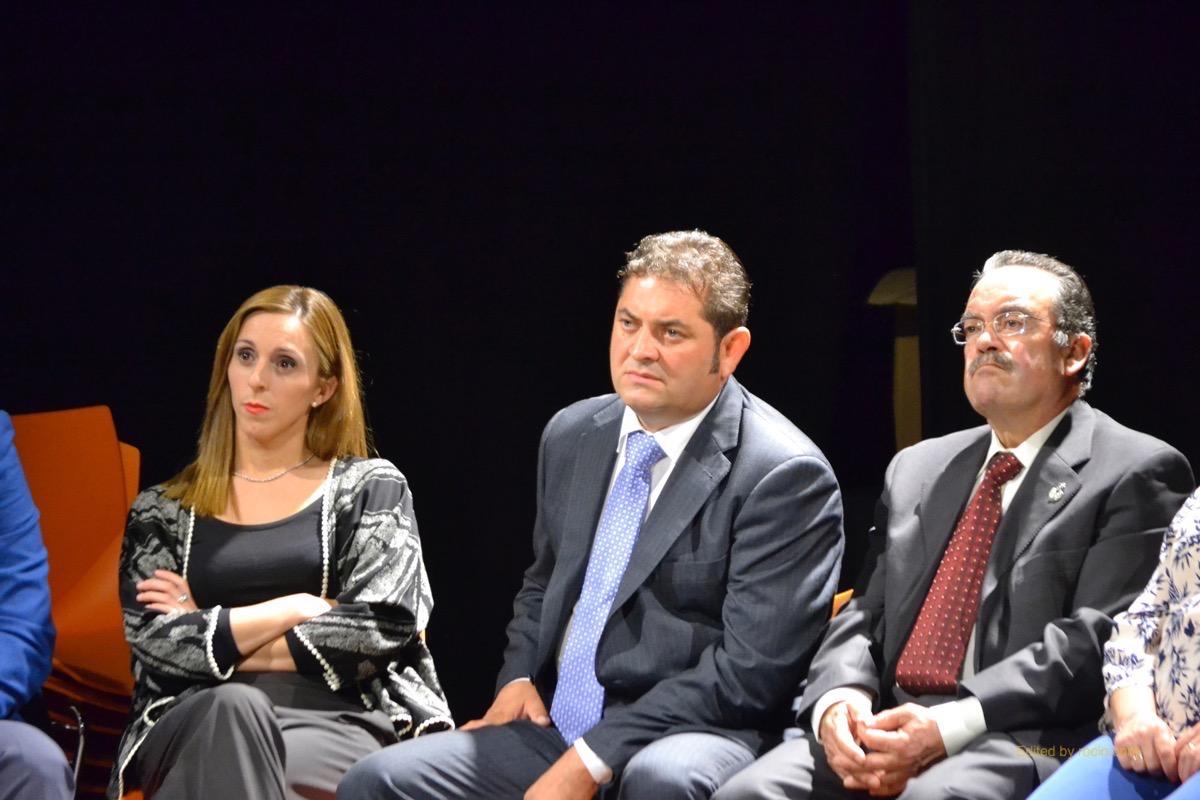 Antonio María Palomar presenta su candidatura a Hermano Mayor a la Hermandad del Rocío de Gines-1