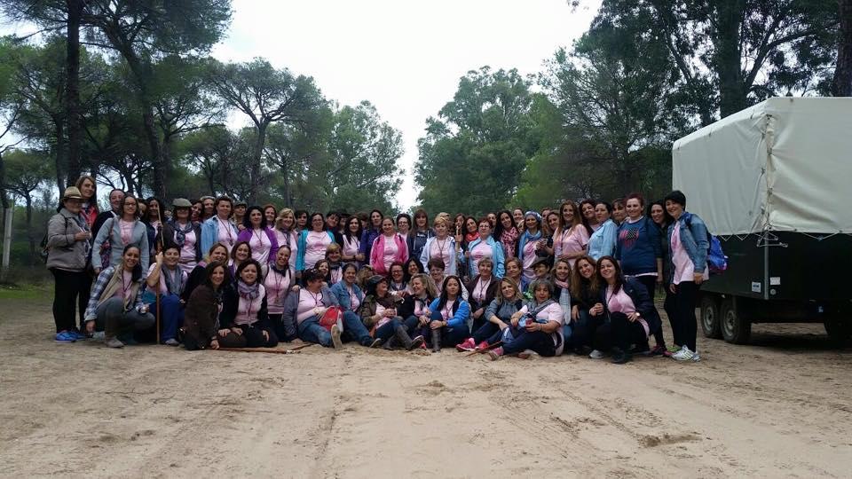 Bormujos mujeres 2015