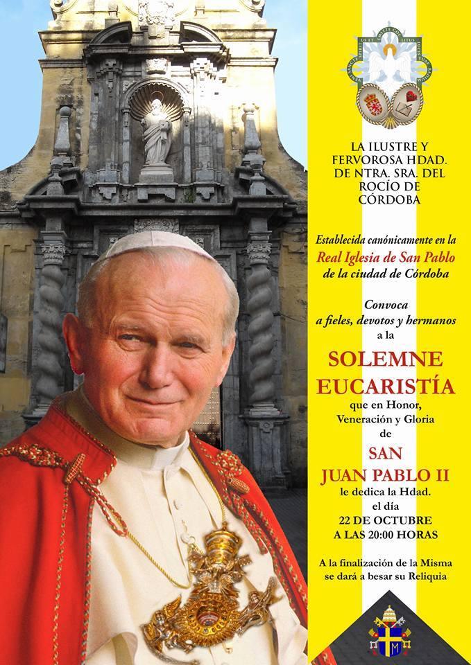 Cordoba eucaristia juan pablo VI