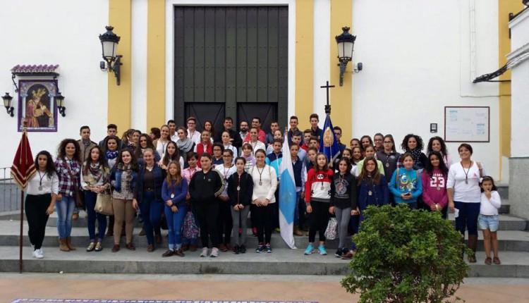 Hermandad de Las Cabezas – III Sol Juvenil Rociero 2015