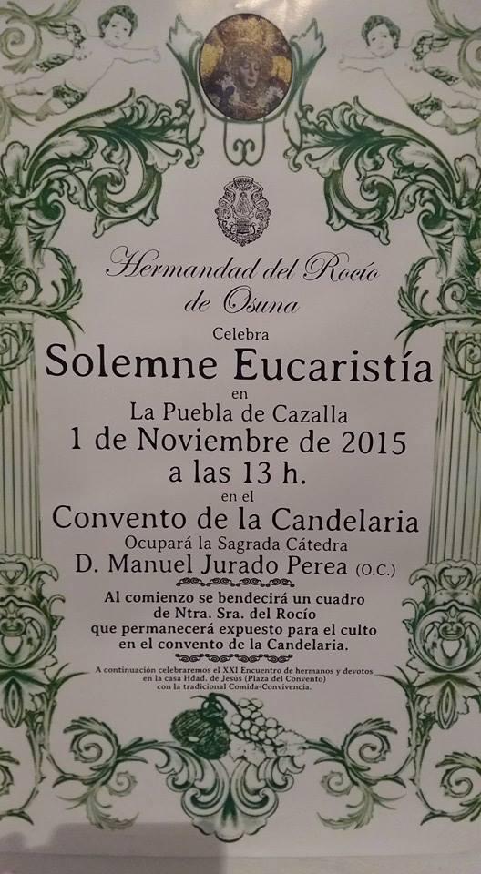 Osuna eucaristia