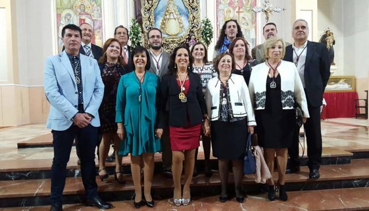 Hermandad de Valencia – Toma de posesión de la nueva Junta de Gobierno