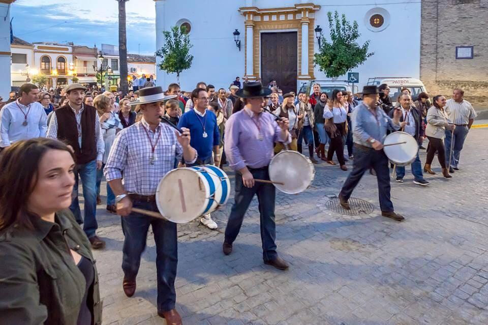 Villamanrique peregrinacion 2015