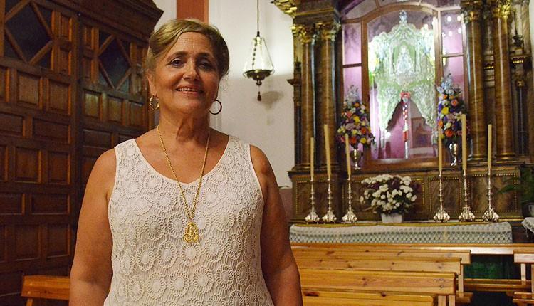 Hermandad de Utrera – Antonia Ordóñez reelegida para el cargo de Hermana Mayor