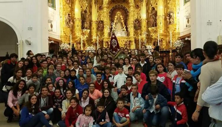 Hermandad de Olivares – Peregrinación andando del Grupo Joven al Rocío