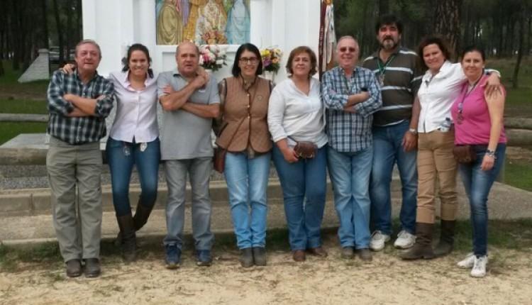 XIV Peregrinación del Foro al Rocío 2015