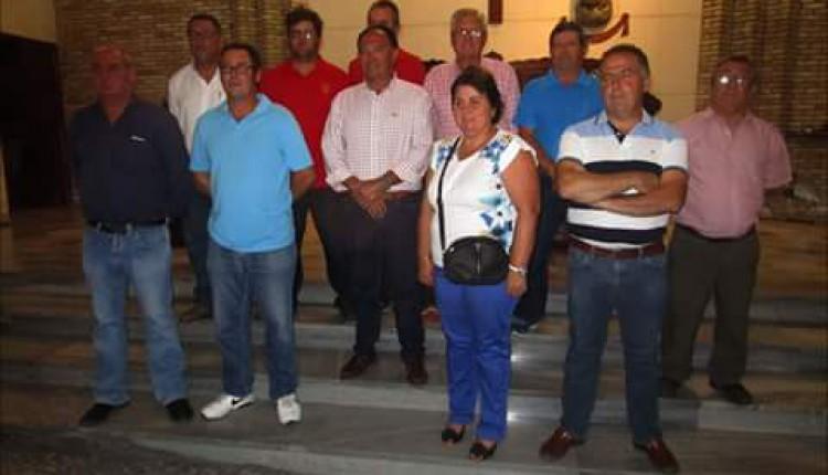 Hermandad de Rota – Nueva Junta de Gobierno 2015