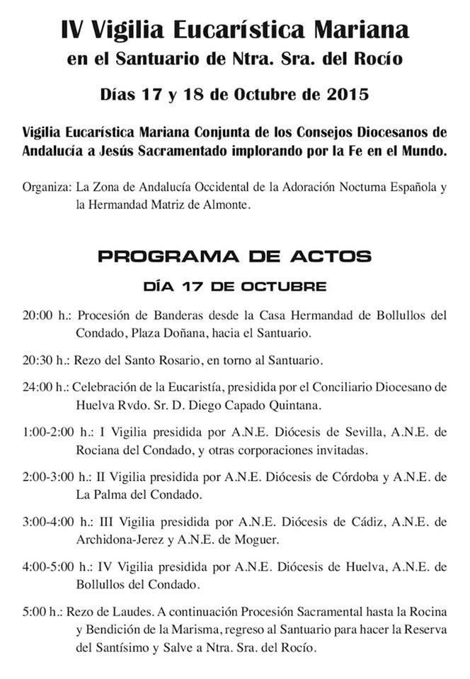 vigilia eucaristica 2015-1