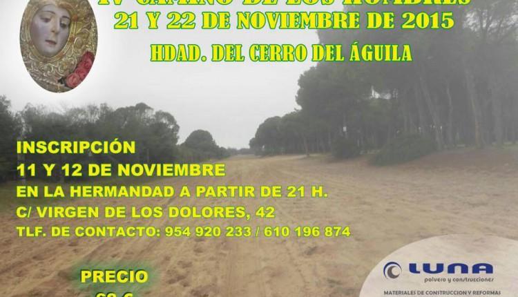 Hermandad de Cerro del Águila – IV Camino de los Hombres