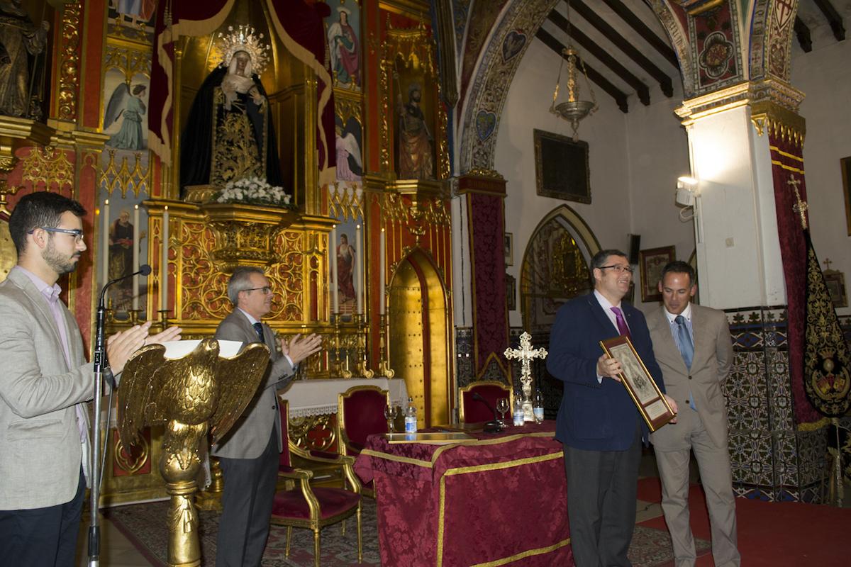 Conf Reales sobre Devoción mariana y religiosidad popular - Castilleja