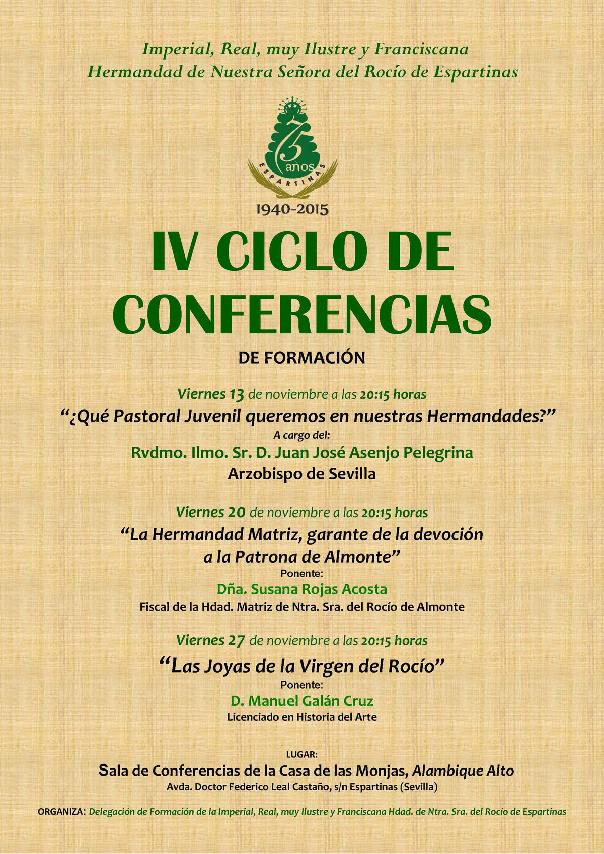 Espartinas-Cartel_Conferencias_2015