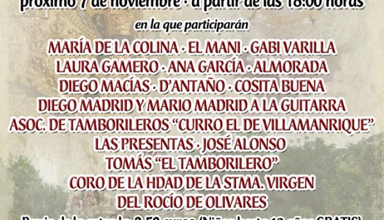Hermandad de Olivares – Gran Velada Rociera 2015