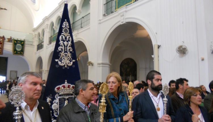 Hermandad de isla Cristina – Acompaña a Olivares y Cartaya en la presentación